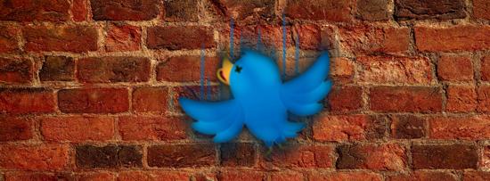 Wallpalm - 9 erros que pode evitar no Twitter