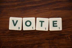 VOTE - apelo ao voto nas eleições - GilbertoPereira.com